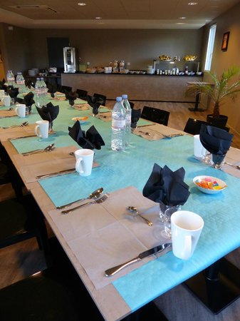 Hotel Le Galion : repas seminaire