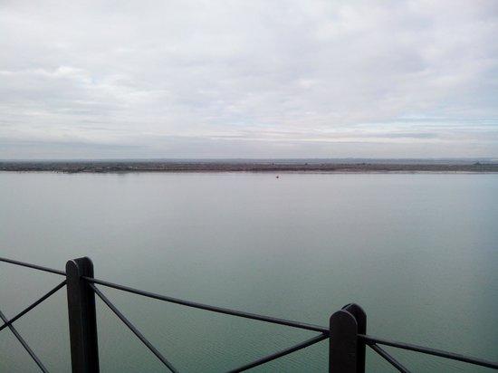 Muelle del Tinto .Huelva