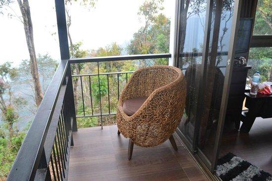 Chateau Woods: Balcony