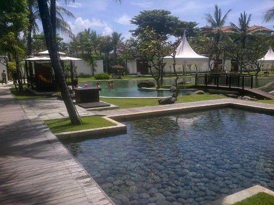 The Samaya Bali Seminyak: Quiet and peaceful