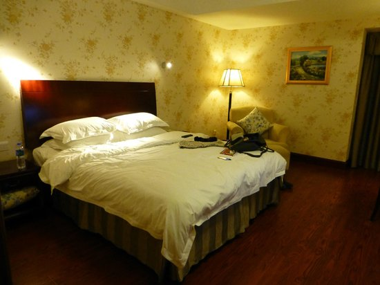 Astor House Hotel: ホテルの部屋