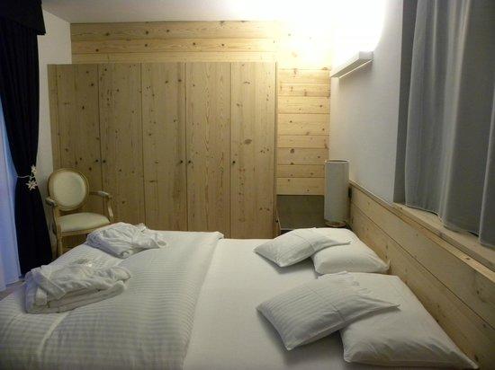 Chalet Laura Lodge Hotel: camera junior suite