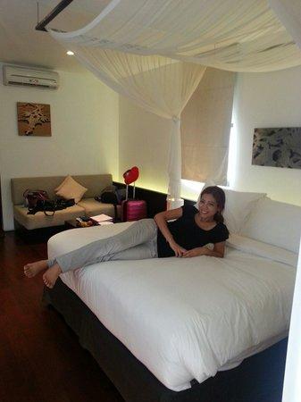 Taum Resort Bali : Comfy bed