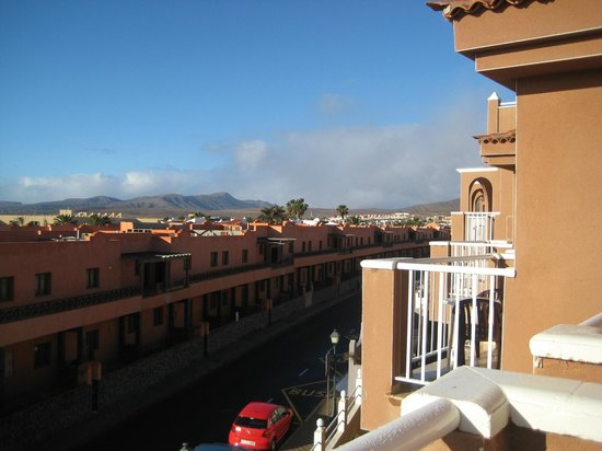 Hotel Costa Caleta : udsigt fra vær. 3006