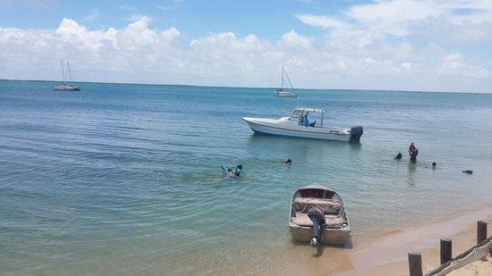 Rio Azul Mozambique: Estuary at main lodge