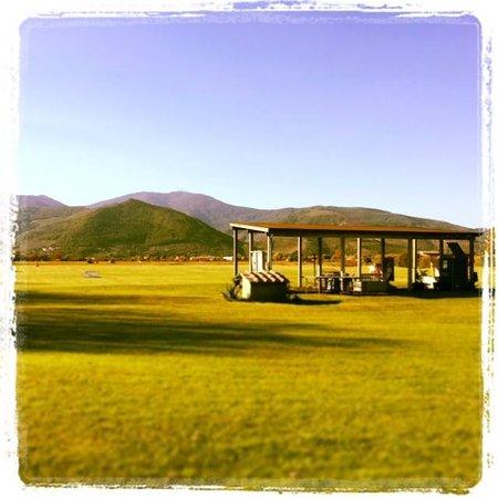 Calamidoro Hotel: Golf Practice