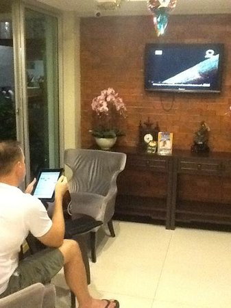 Chinotel Phuket: lobby