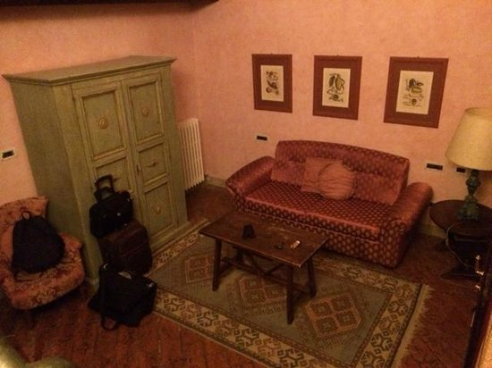Calamidoro Hotel: Suite room