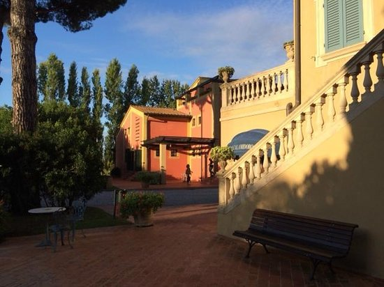 Calamidoro Hotel: Hotel area