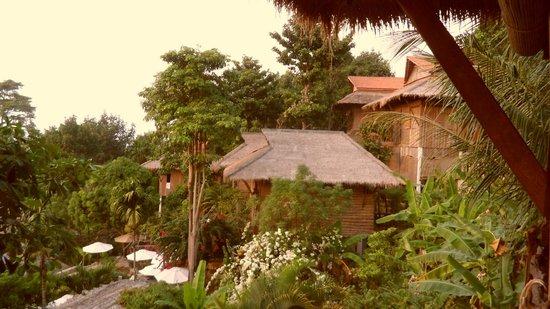 Le Bout du Monde - Khmer Lodge: Villa Khmer