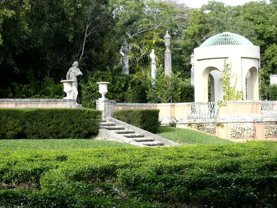Vizcaya Museum And Gardens Picture Of Vizcaya Museum And