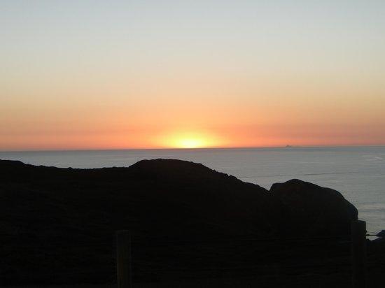 Marin Headlands : Pôr do Sol