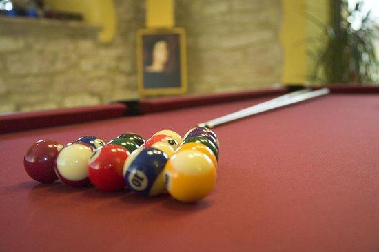 Raffaello Residence: Billiard Room - Sala Biliardo