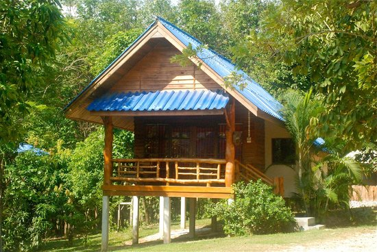 Esmeralda View Resort: The superior bungalows