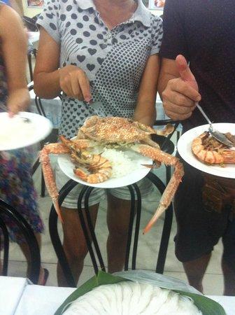 Mit Samui Restaurant: Piatti tipici