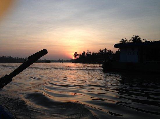 Nam Mon Hotel: Mekong Boattrip