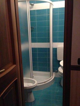 WORLDHOTEL Cristoforo Colombo: bathroom