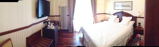 WORLDHOTEL Cristoforo Colombo: Bedroom