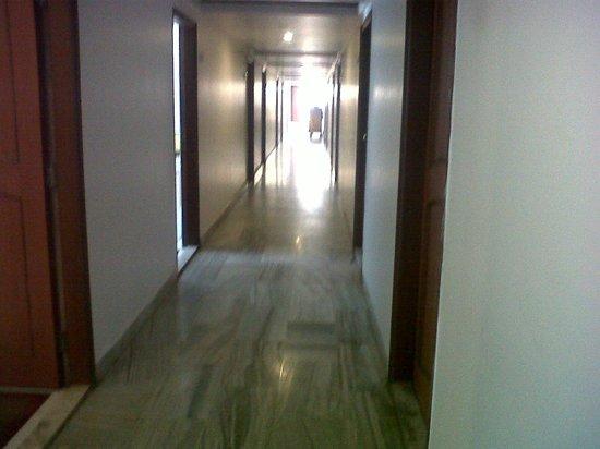 Valley View Resort: first floor
