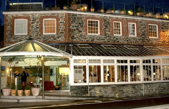 Symply Padstow: Rick Stein's Seafood Restaurant, Padstow