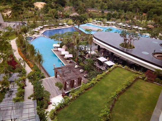 hotel review reviews rimba jimbaran bali ayana