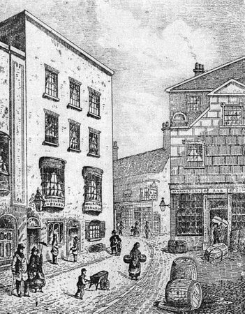 The Market Inn: the original public house