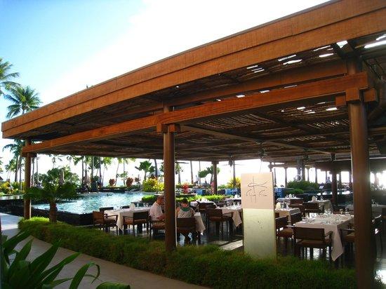 Sheraton Fiji Resort : Flying Fish restaurant
