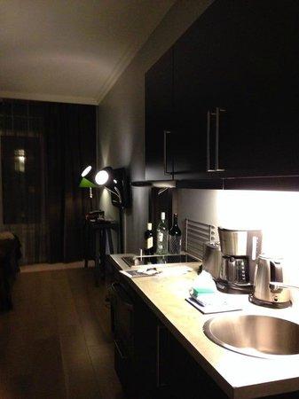 Frogner House Apartments - Skovveien 8: Kitchenette