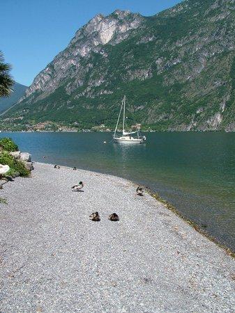 Camping Darna: beach/lake