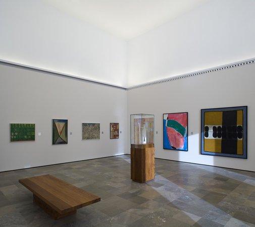 Museo de Bellas Artes de Granada: Sala IX. Arte Contermporáneo
