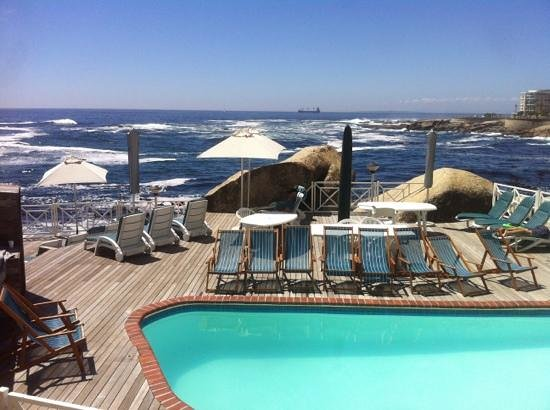 Bantry Bay International Vacation Resort: the view from the 1st floor