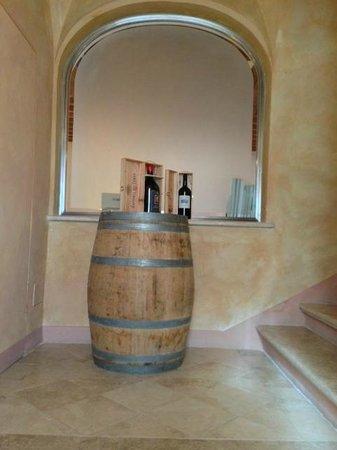 Relais Villa Grazianella - Fattoria del Cerro : Scala interna