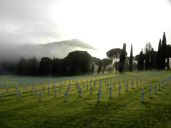 Alessandro Cammilli Private Tours: Florence American Cemetery and Memorial