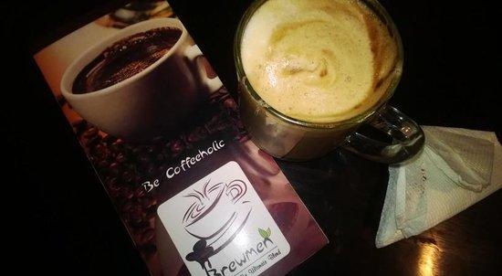 Brewmen Udaipur : Classic Coffee