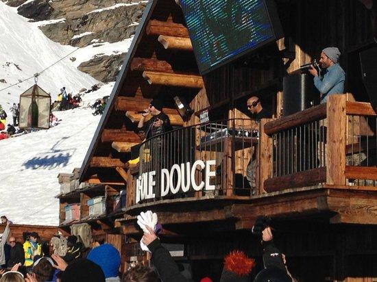 La Folie Douce : The great DJ!