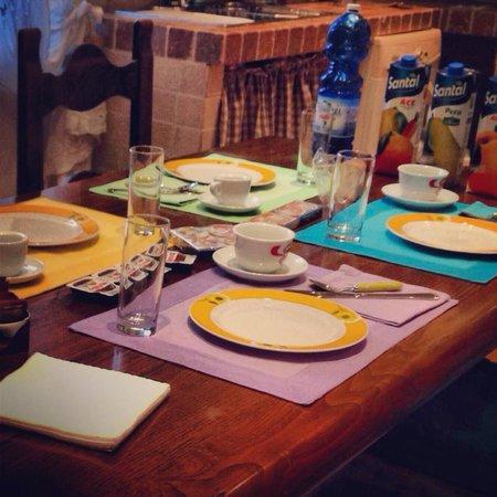 Saint Peter Sky Terrace: Breakfast