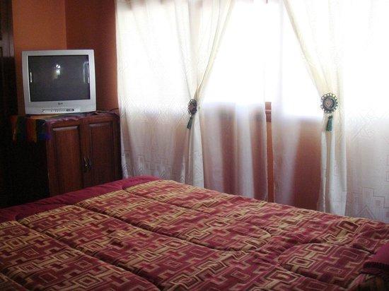 Guashola : habitación