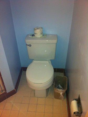 Days Inn Santa Barbara: Banheiro