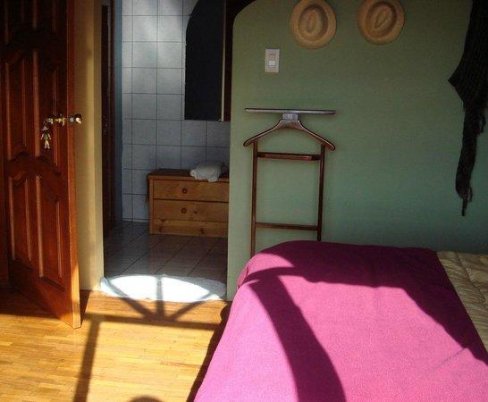 Guashola: habitación