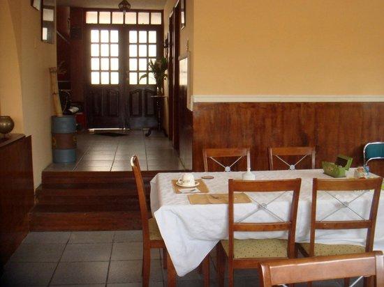 Guashola : comerdor