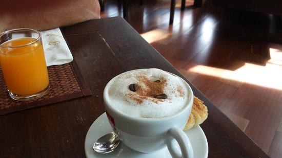 Kirikayan Luxury Pool Villas & Spa: Cappuccino