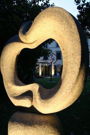 Hotel Hambros il Parco: Scorcio Serale