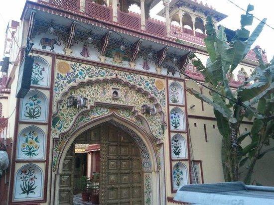Umaid Bhawan Heritage House Hotel: Hotel