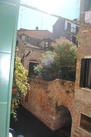 Hotel Casa Verardo - Residenza D'Epoca: View from our room