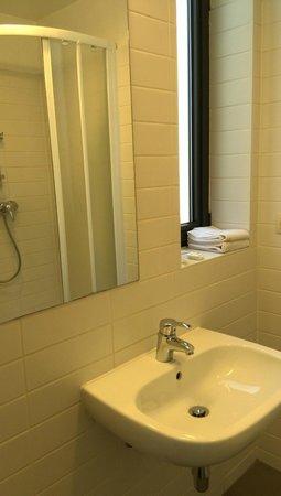 Century Hotel: 洗面所