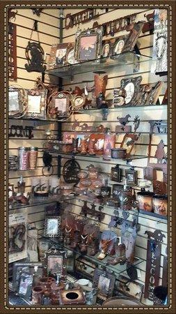 Caballo Loco Boutique: Just a few home decor treasures.