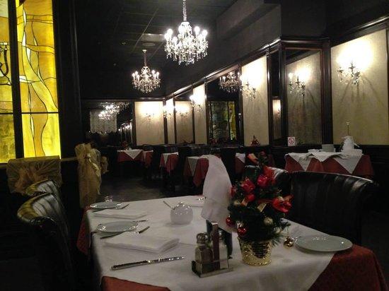 ALFAVITO HOTEL: Ресторан