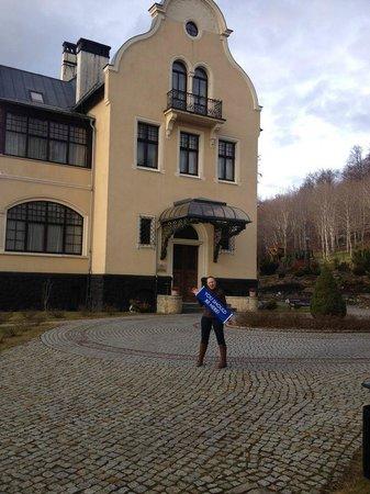 Villa Elise Park Pension: Hotel