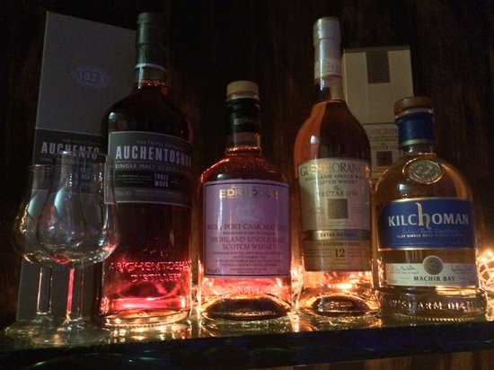 Le bon choix maastricht : Single Malt Whisky assortiment