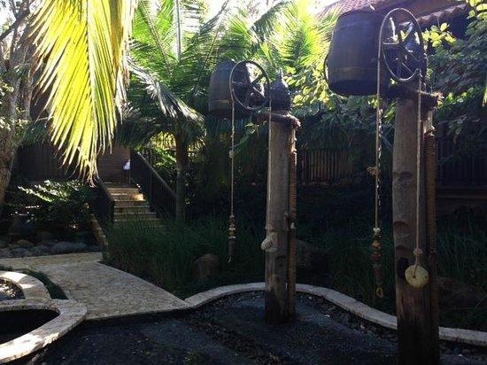 Dorado Beach, a Ritz-Carlton Reserve: Spa area